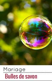 La magie pleine de légèreté des bulles de savon