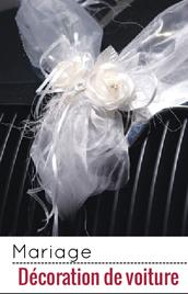 Ornez les voitures du cortège de belles décorations