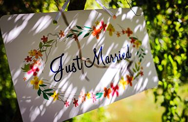 decoration mariage bucolique