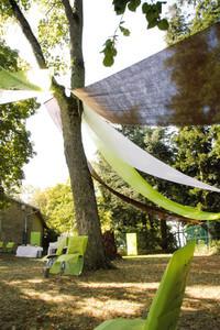 tentures pour décoration