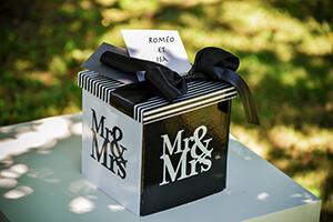 urnes originales et pas cher pour votre mariage