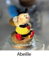 thème baptême abeille