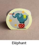 theme bapteme éléphant