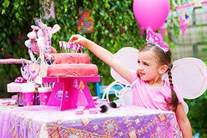déco table princesses