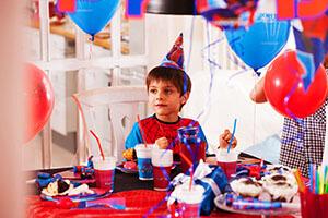 déco anniversaire spiderman