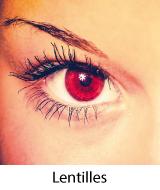 lentilles de contact halloween pas cher