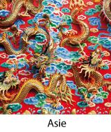 déco fête thème asie