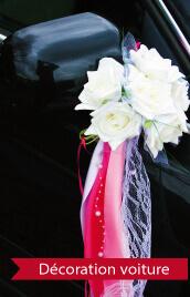 kit déco voiture mariage pas cher