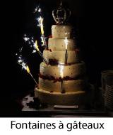fontaines à gâteaux mariage