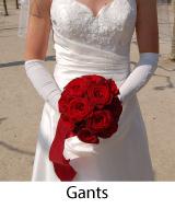 gants mariage