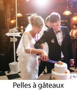 couverts à gâteaux