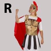 costume lettre R