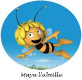 decoration anniversaire maya abeille