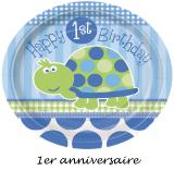 decoration anniversaire 1 an