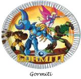 decoration anniversaire gormiti