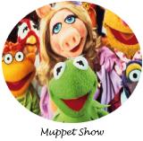 decoration anniversaire muppet show