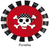 decoration anniversaire pirates