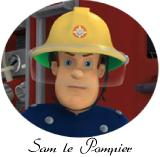 decoration anniversaire sam le pompier