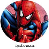decoration anniversaire spiderman