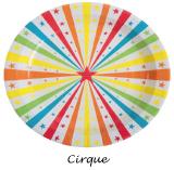 decoration anniversaire cirque