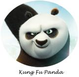 decoration anniversaire kung fu panda