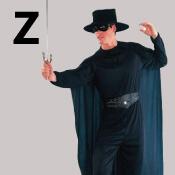 costume lettre Z