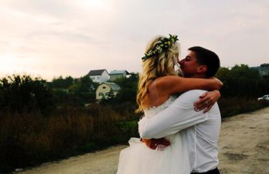 accessoires mariage pour les mariés