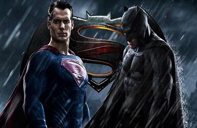 decoration anniversaire batman superman
