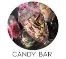 thème mariage candy bar