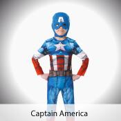 déguisement captain america pas cher