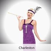 robe charleston pas cher