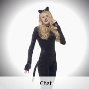 deguisement chat pas cher