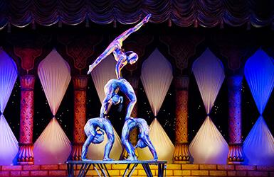 deco anniversaire theme cirque