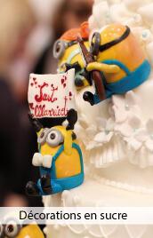 figurine en sucre pour gateau anniversaire