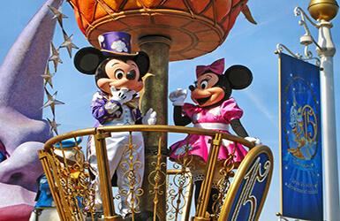 Deco Mariage Disney