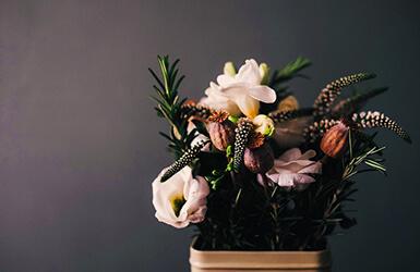 decoration mariage theme fleur