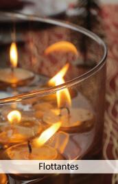 bougies flottantes pas cher