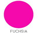 décoration mariage fuchsia