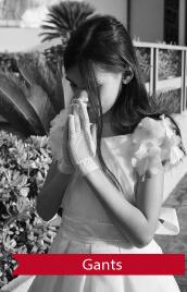 gants pour communion