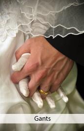 gants mariee