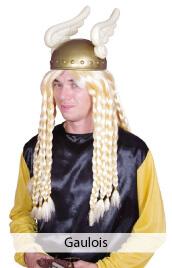 accessoire costume gaulois