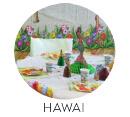 theme mariage hawai