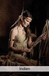 accessoire costume indien
