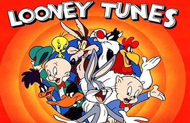 anniversaire looney tune
