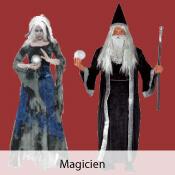 costume magicien halloween