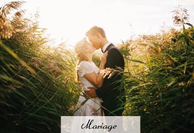 Toute la décoration pour un mariage au meilleur prix