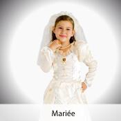 deguisement robe de mariee