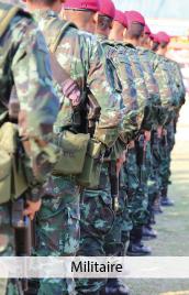 accessoire costume militaire