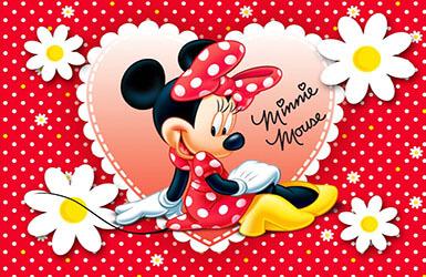 décoration anniversaire minnie mouse