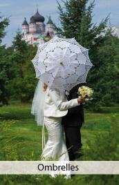 ombrelle mariee